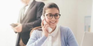 Praca w biurze - jak walczyć z głośnymi telefonami
